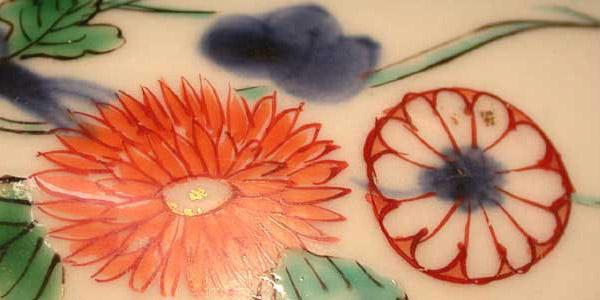 Imari Porcelain Restoration
